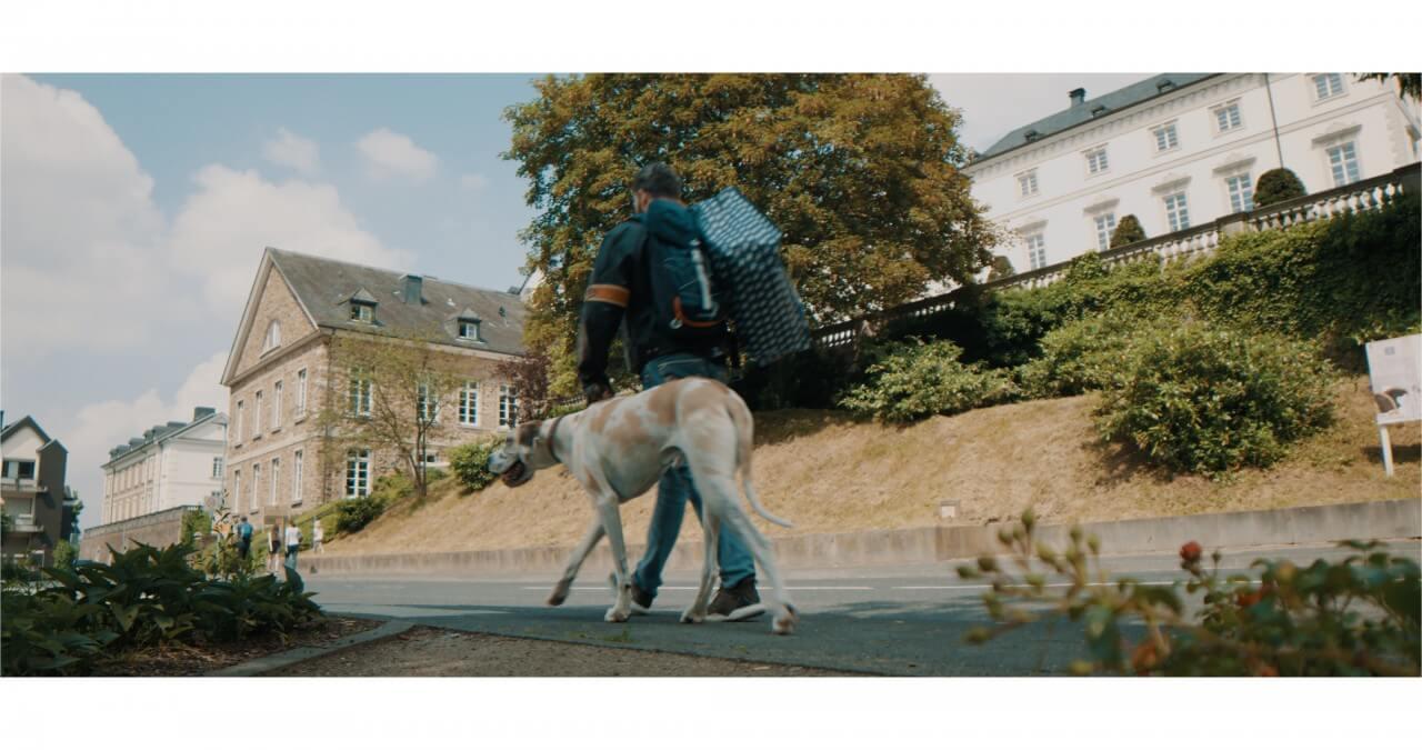 """Hundebett """"Kudde to go"""""""