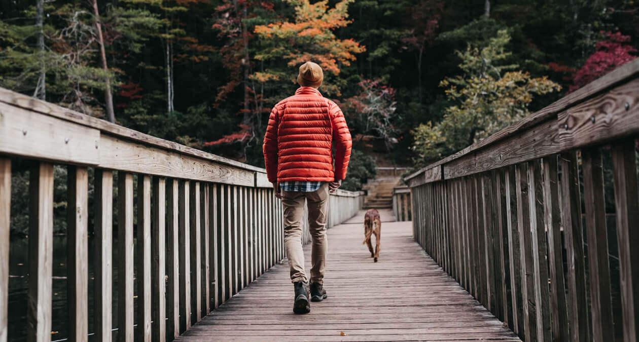 Wandern mit Hund Vorbereitung