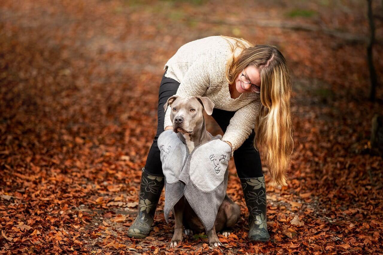 Buddy Hundehandtuch