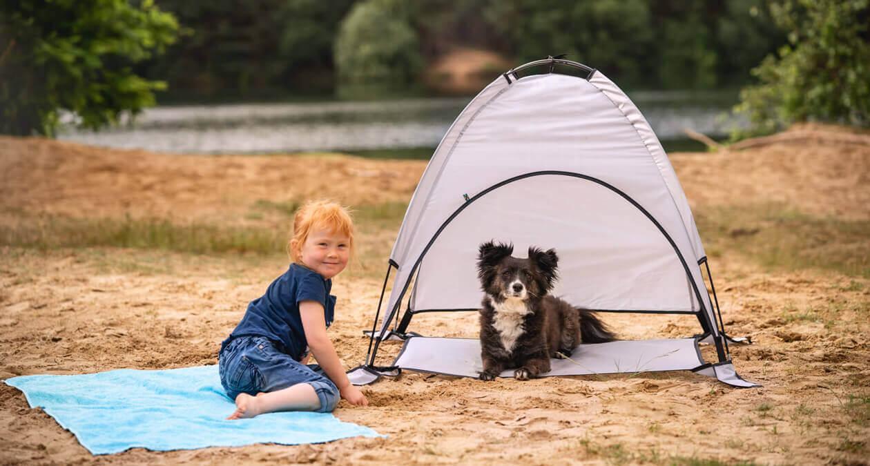 SABRO Tipps rund um Kinder und Hunde