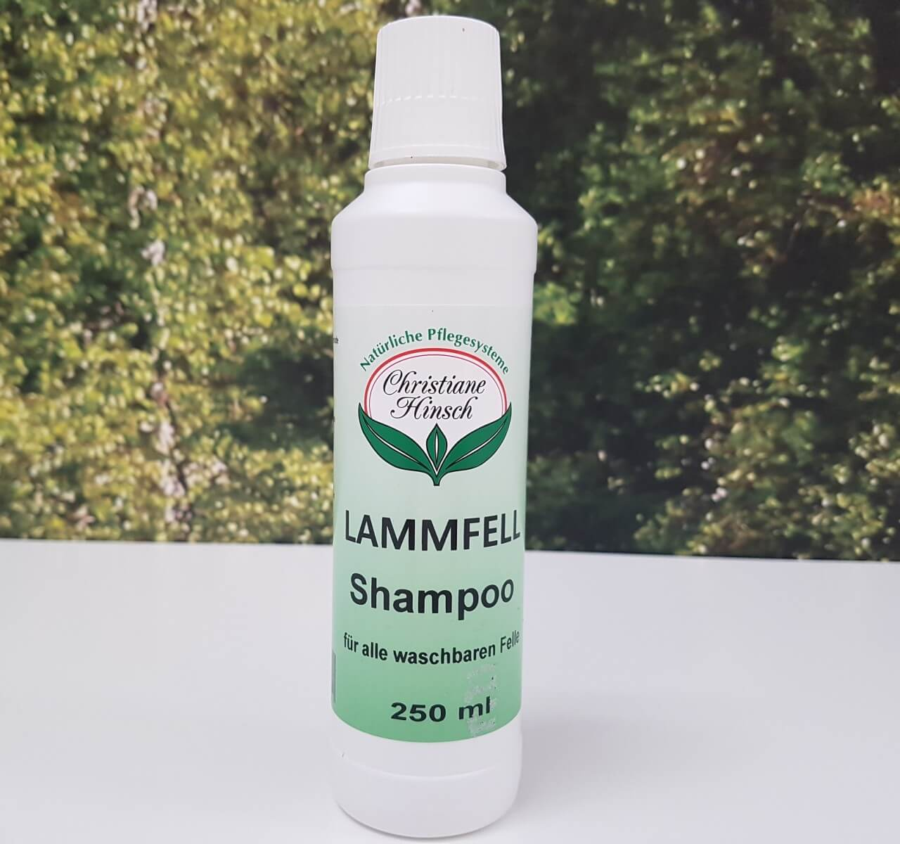 Lammfell Shampoo 250 ml