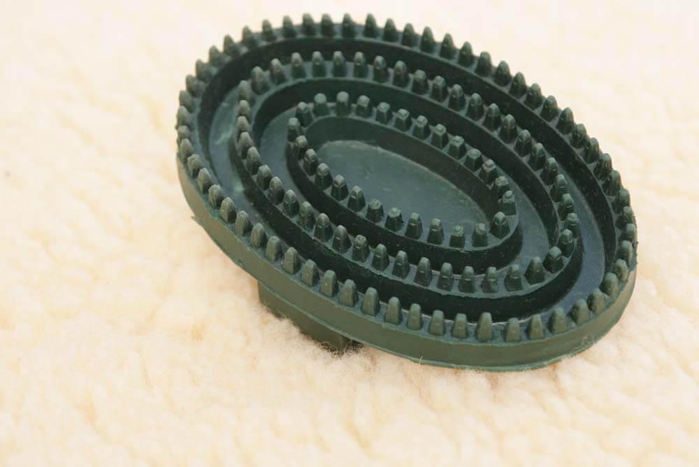 Gummistriegel Borsta